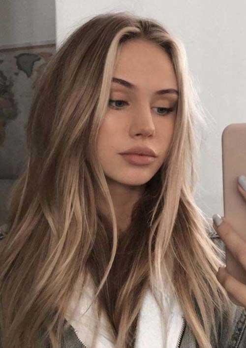 Long Hair Styles Women