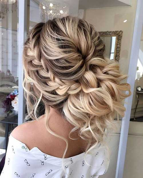 Updo Hairstyles-11