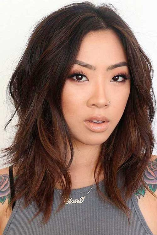 2018 Medium Haircuts for Women-16