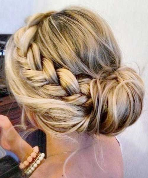 Updo Hairstyles-16