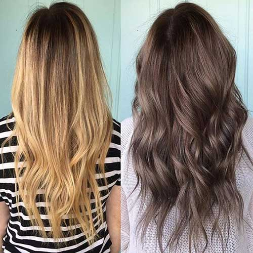 Ashy Brown Hairstyles-18