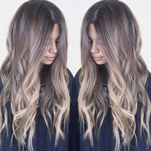 Ashy Brown Hairstyles-8
