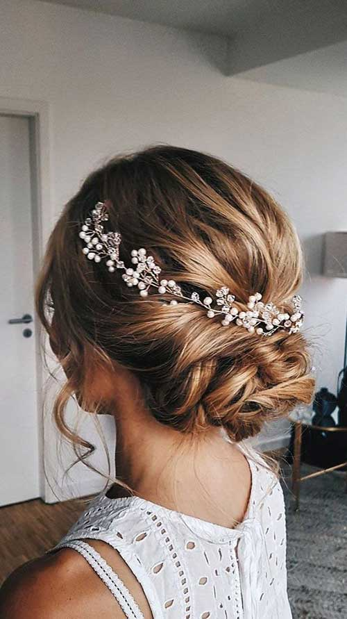 Long Wedding Updo Styles-10