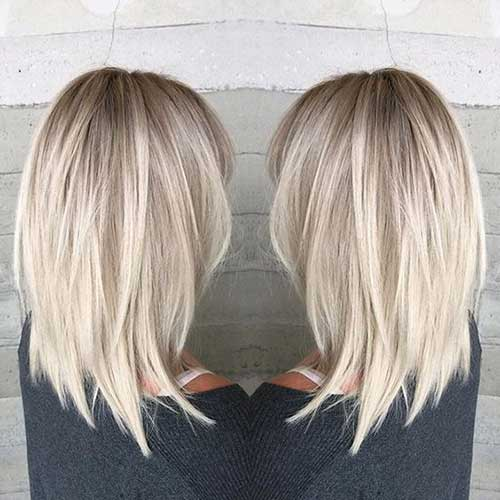 Medium Haircuts for Women-14
