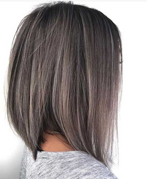 Medium Haircuts for Women-8