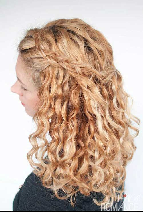 Best Curly Hair Styles