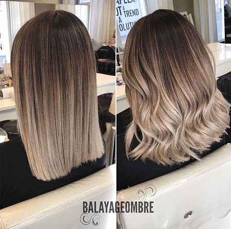 Hair Color Balayage Summer