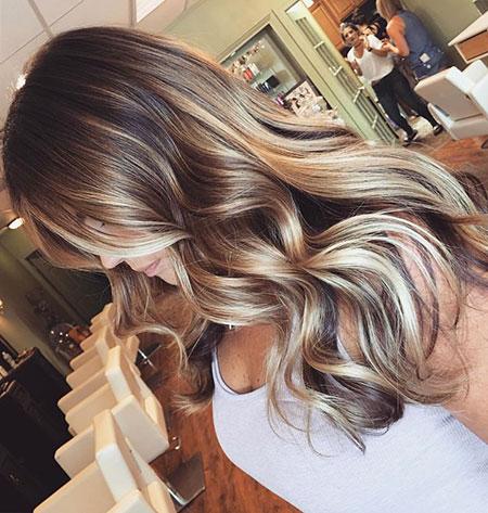 Hair Length Wavy Tina