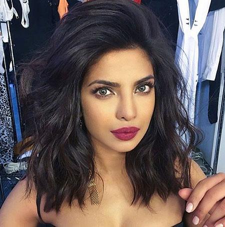 Hair Lob Priyanka Celebrity