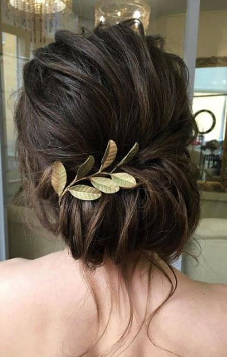 Wedding Hair Layered Length