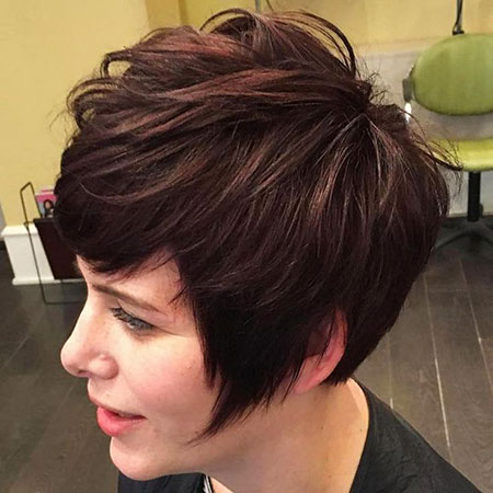 Pixie Long Layered Shaggy