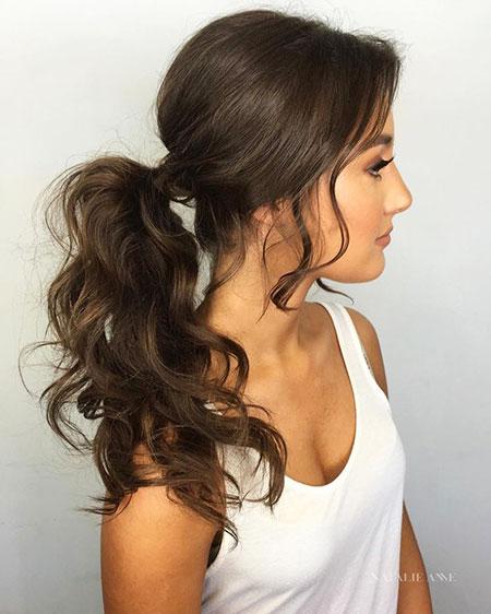Ponytail Hair, Ponytail Hair Long Bouffant