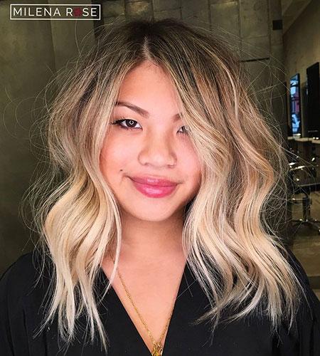 Hair Makeup Blonde 40
