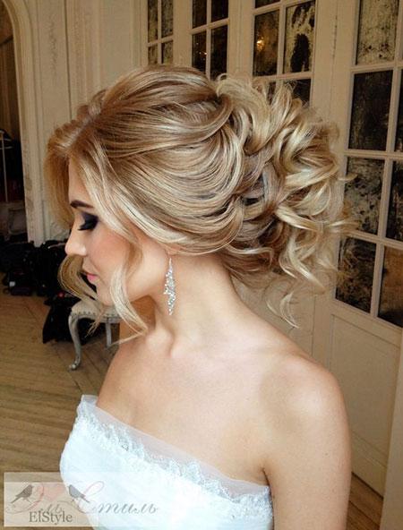 Hair Bridal Wedding Updo