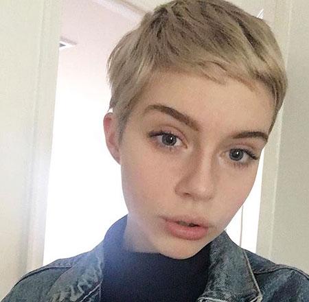 Pixie Cute Shawn Girl