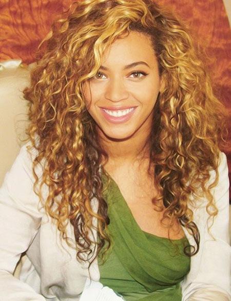 Natural Curly, Curly Hair Long Naturally