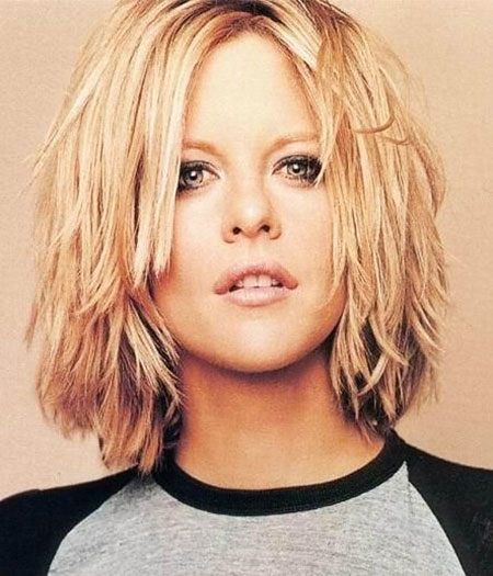 Shaggy Bob, Meg Ryan Hairtyles Hair