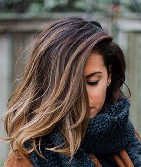 Hair Color Trends, Hair Balayage Color Trends