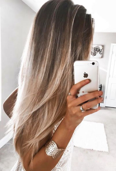Latest Long Ombre Hair, Hair Blonde Dark Gold