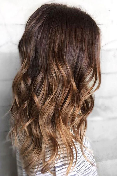 Balayage Ombre, Hair Brown Balayage Ombre
