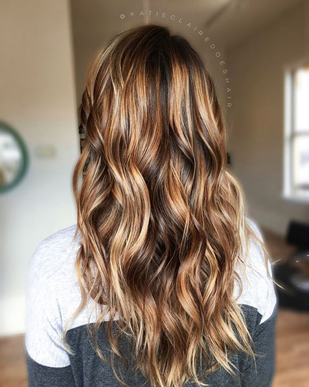 Balayage on Brown Hair, Hair Balayage Brown Color