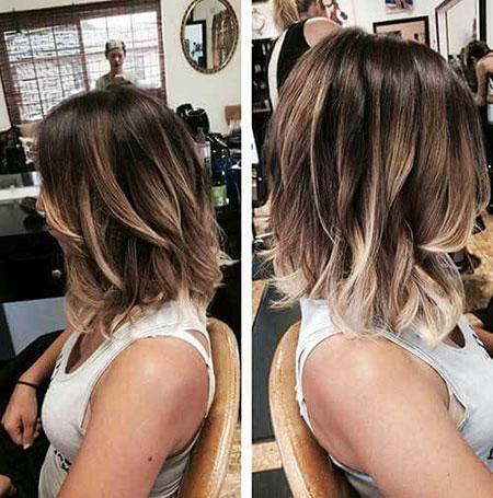 Ombre for Short Hair, Hair Bob Long Ombre