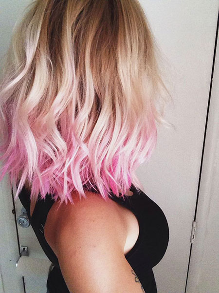 Hair Gold Color Blonde