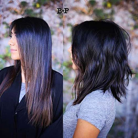 Hair Medium 2017 Women