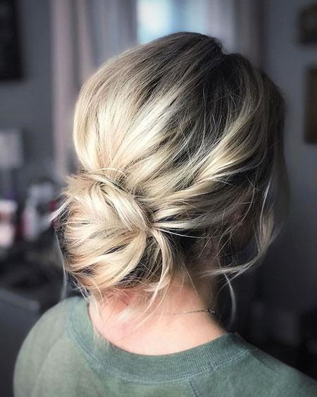 Hair Updo Wedding Bridal