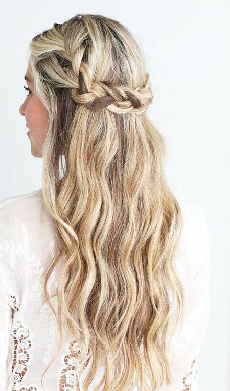 Hair Hairtyles Braided Braid