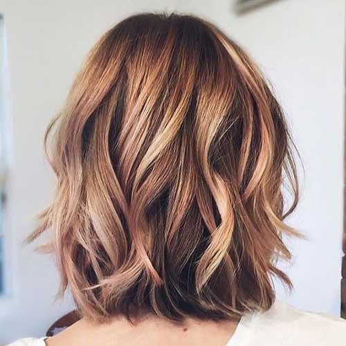 Wavy Hair Styles-12
