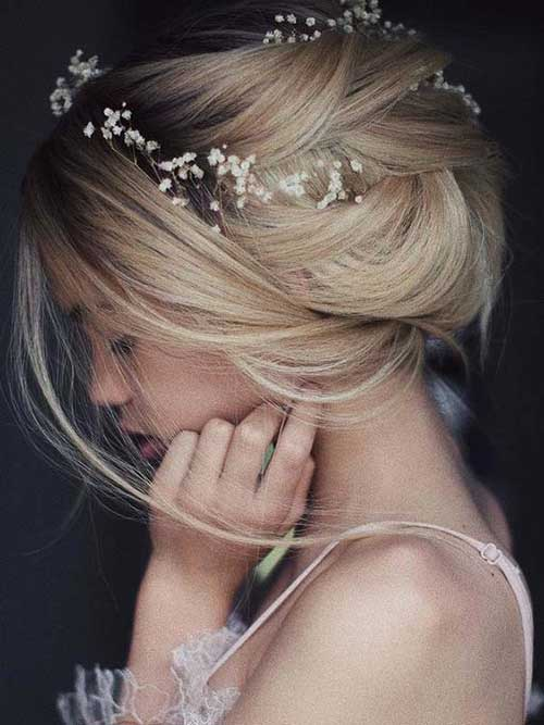 Updo Hairstyles-13