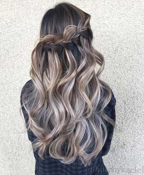 Wavy Hair Styles-13