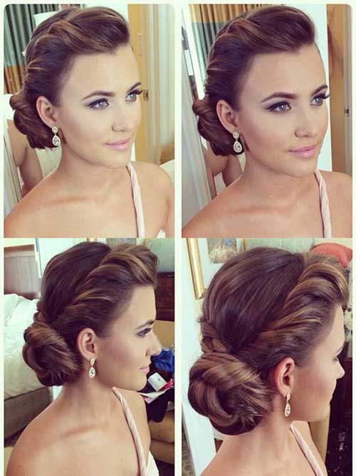 Updo Hairstyles-14