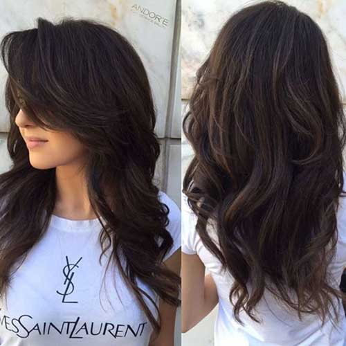 Layered Haircuts for Women-15