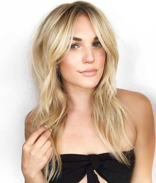 Layered Haircuts for Women-17