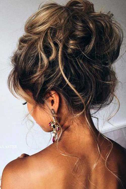 Updo Hairstyles-7
