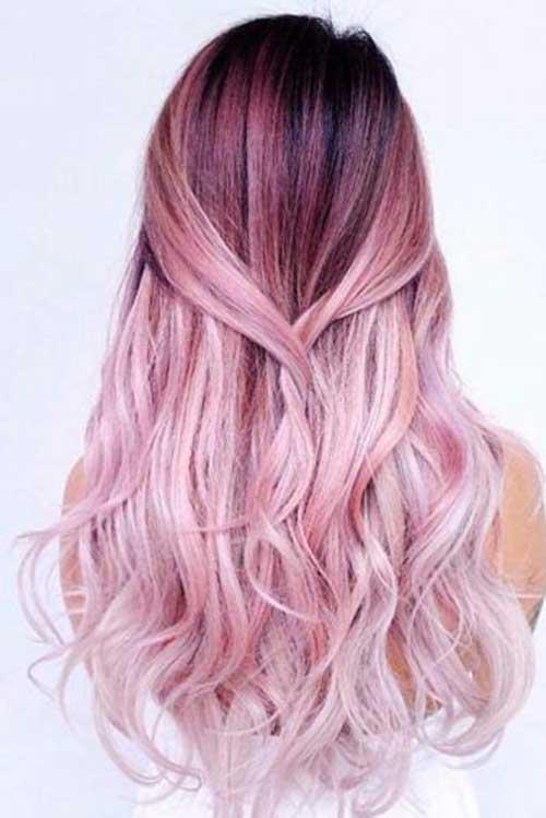 Wavy Hair Styles-7