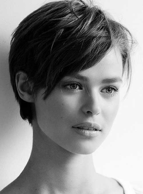 Short Hair Cuts