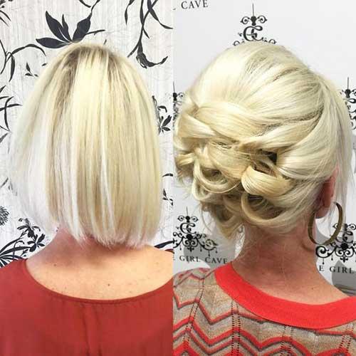 Updo Hair Styles