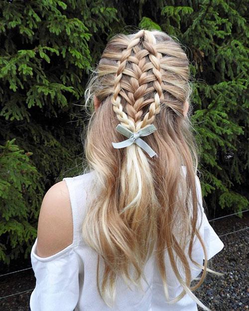 Braid Styles für Mädchen