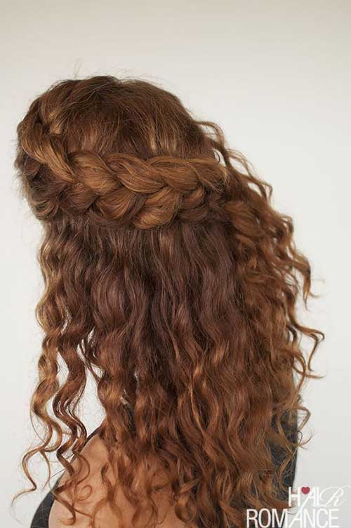Best Long Curly Hairstyles For Women  Hairstyles And