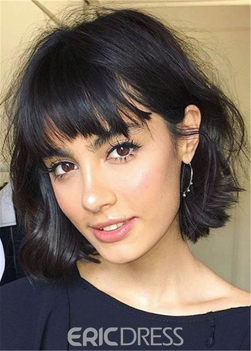 Latest Hairstyles With Bangs For New View Hairstyles And