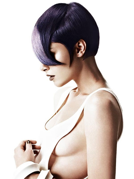 20 Cute Colors for Short Hair_4