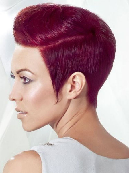 20 Cute Colors for Short Hair_5