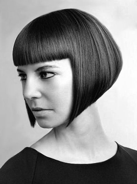 25 Short Bob Hairstyles for Ladies_5