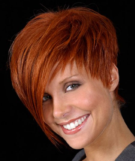 Brown and red hair color ideas