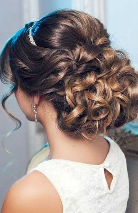 15 Bridal Hair Ideas_2