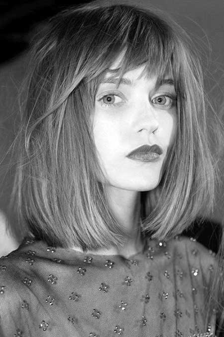 15 Lovely Long Bob Hairstyles_2