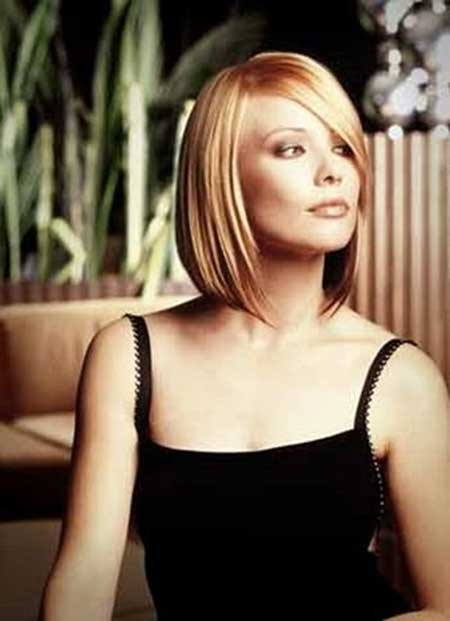 15 Lovely Long Bob Hairstyles_3